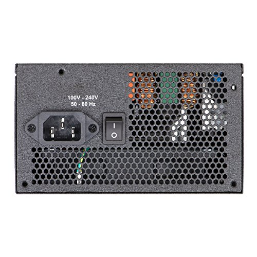 EVGA BQ 500 W 80+ Bronze Certified Semi-modular ATX Power Supply