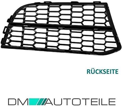 DM Autoteile Gittereinsatz Sto/ßstange Gitter Links Rechts passt f/ür F10 F11 M-Paket 550