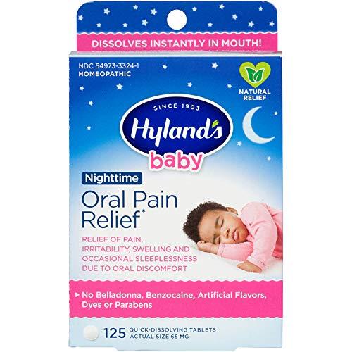 Hyland's Baby Nighttime Oral
