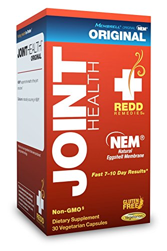 Redd Remedies - Joint Health Original, All-Natural Joint Health Support, 30 count