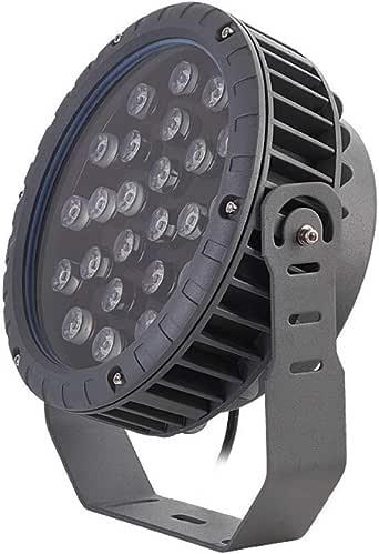 Lámpara LED Para Proyecto De Jardín, Lámpara Redonda Para