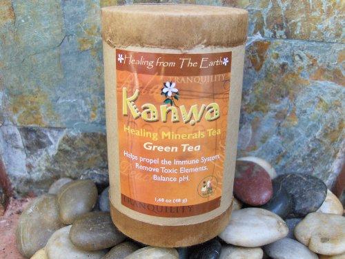 Kanwa Tea Green Zion Health 24 Bag