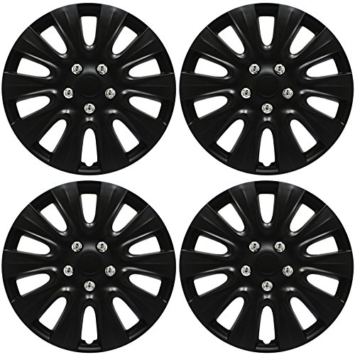 17 in wheel covers - 8