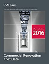 RSMeans Commercial Renovation 2016 (Means Commercial Renovation Cost Data)