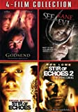 Four Film Collection (Godsend / See No Evil / Stir Of Echoes / Stir Of Echoes 2)