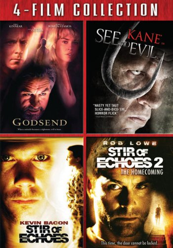 Godsend & See No Evil & Stir of Echoes 1 & 2 (Subtitled, Widescreen, 4PC)