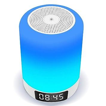781d46744d Amazon   【光+音!ランプ+スピーカー+目覚まし時計!】 Arbily 18ヶ月 ...