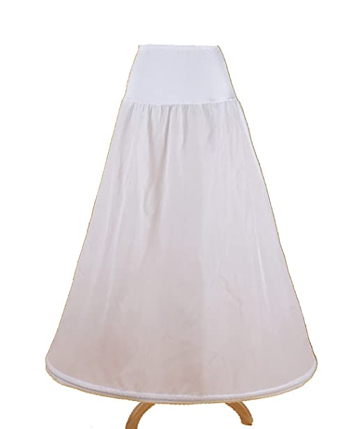 PJ enagua de la boda accesorios de la boda Enaguas Falda paseo nupcial Licra vestido de