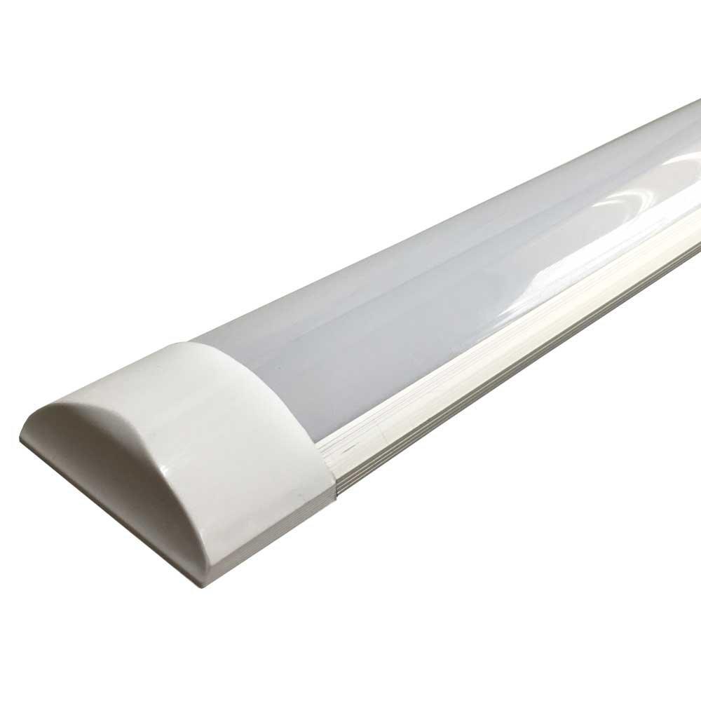 器具一体型薄型LED蛍光灯40W型 消費電力36W 4200lm 6500k (30本セット) B075YN692R  30本セット