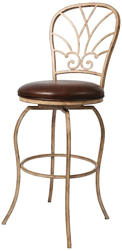 Impacterra Pastel Furniture VL 225 30 NB 972 Villa Nova Swivel Barstool