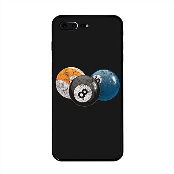07d01be99ee Dfhryjtykulk Funda para iPhone 7 Plus/iPhone 8 Plus, Calavera de fútbol  Hooligan TPU