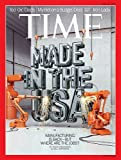 TIME Magazine -- March 18, 2013 -- Made In The USA