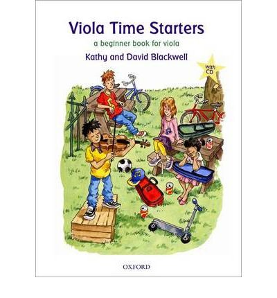 Viola Time Starters + CD: A Beginner Book for Viola (Viola Time) (Mixed media product) - Common pdf epub