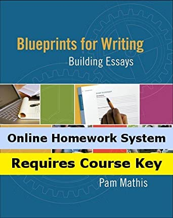 amazon com  aplia for mathis     blueprints for writing  building    aplia for mathis     blueprints for writing  building essays  st edition