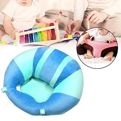 Amazon.com: Asiento de felpa para bebé, asiento de apoyo ...