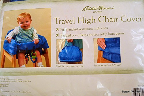 Eddie Bauer Travel High Chair Cover