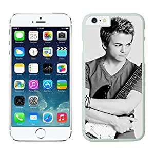 NEW DIY Unique Designed Case For Iphone 6 Hunter Hayes iphone 6 White 4.7 TPU inch Phone Case 192