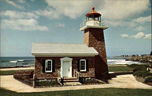 Mark Abbott Memorial Lighthouse Santa Cruz, California Original Vintage Postcard