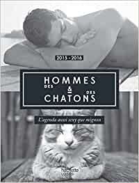 Agenda Des hommes et des chatons: Lagenda aussi sexy que ...
