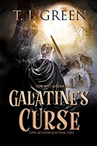 Galatine's Curse by TJ Green ebook deal