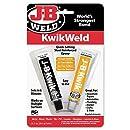 J-B Weld 8276 KwikWeld Quick Setting Steel Reinforced Epoxy - 2 oz.