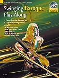 SWINGING BAROQUE PLAY-ALONG  VIOLINN BOOK/CD              EASY ARRANGEMENTS (Schott Master Play-along Series)