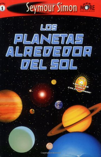 SeeMore Readers Planetas Alrededor del Sol: (Planets Around the Sun) (Spanish Edition)