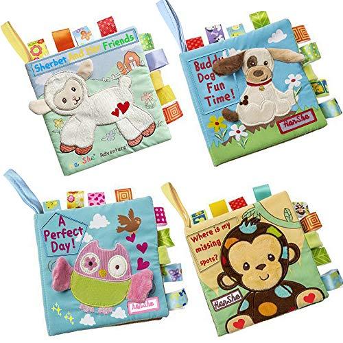 HanShe Baby Soft Book