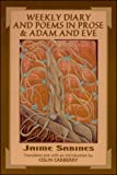 Weekly Diary and Poems in Prose and Adam and Eve, Sabines, Jaime, 1550966251