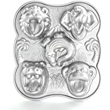 Nordic Ware Pro Cast Hungry Animals Cake and Ice Cream Pan
