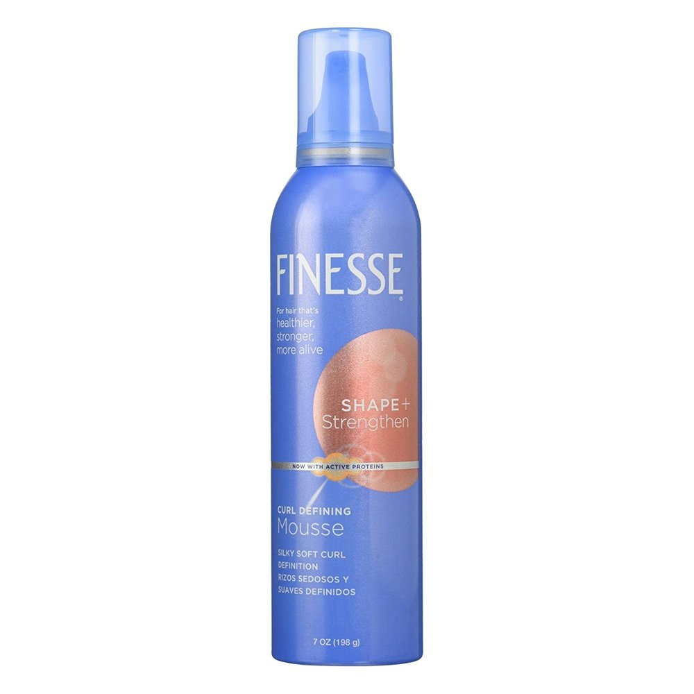 FINESSE MOUSSE CURL DEFINING 7 OZ ...