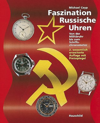 Fascination of Russian Watches ISBN-13 9783929902860