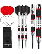 RED DRAGON Evos 24g, 26g, 28g - Tungsten Darts Set with Flights and Stems