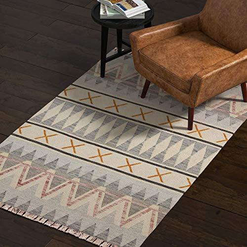 Amazon Brand – Rivet Southwestern Geometric Wool