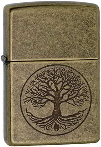 Zippo Tree of Life Lighters