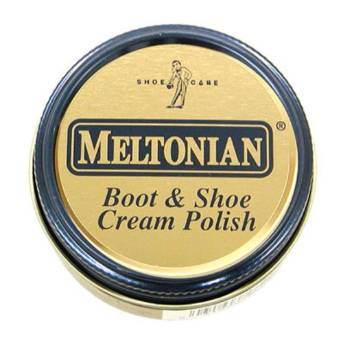 Meltonian Shoe Cream Polish #150 Golden Rod