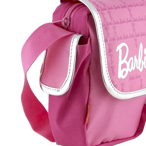 Barbie 11-1902 Target Borsina a Tracolla, Argento