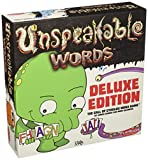 Playroom Entertainment Unspeakable Words Deluxe Edition The Call of Cthulhu Word Card Game