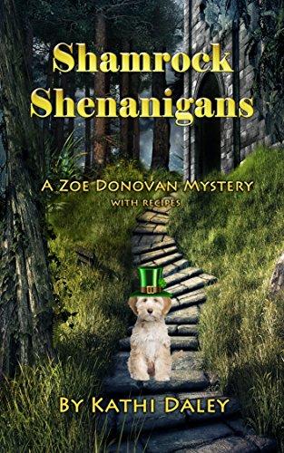 book cover of Shamrock Shenanigans