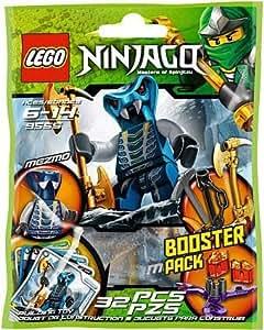 Amazon.com: LEGO Ninjago 9555 mezmo: Toys & Games