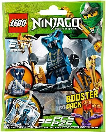 Amazon.com: LEGO Ninjago 9555 mezmo: Toys & Games