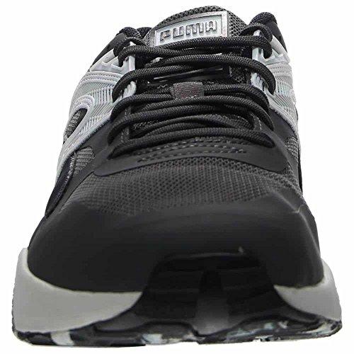 Puma R698 Tk Grafische Donkere Schaduw / Zwart / Wit
