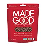 MadeGood Semi-Sweet Baking Chocolate Chips, 227g