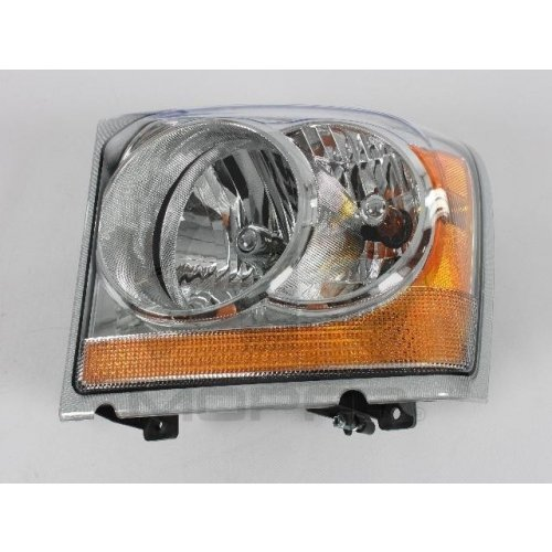 2006 Dodge Durango Left Mopar Headlamp - 55077721AE
