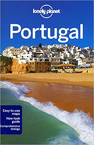 Buy Lonely Planet Portugal Travel Guide Book Online At Low - Portugal map lonely planet