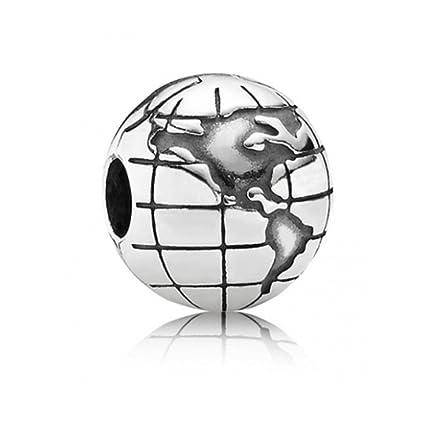 5068b63b8 Amazon.com: PANDORA Globe Clip: Arts, Crafts & Sewing