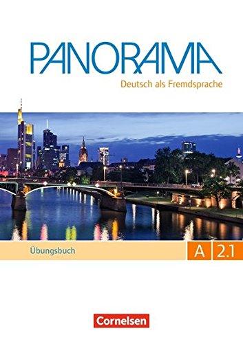 Panorama in Teilbanden: Ubungsbuch Daf A2.1 Mit Audio-CD