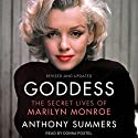 Goddess: The Secret Lives of Marilyn Monroe Audiobook by Anthony Summers Narrated by Donna Postel