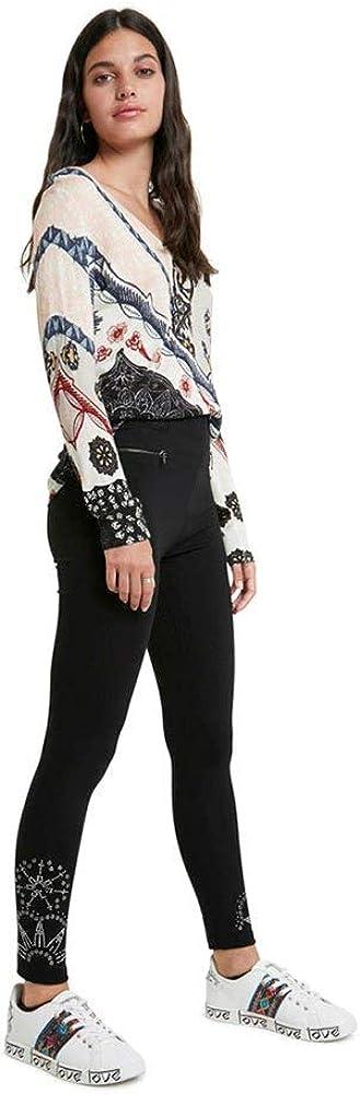Donna Desigual Pant/_jeny Pantaloni Casual