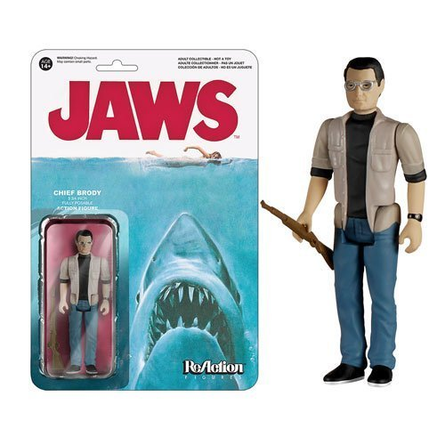 Jaws Martin ReAction 4 Inch Action product image
